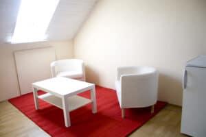 Zimmer 1 - Sitzecke