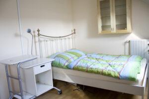 Zimmer 1 - Bett